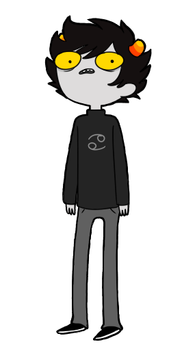 Karkat transparent tumblr