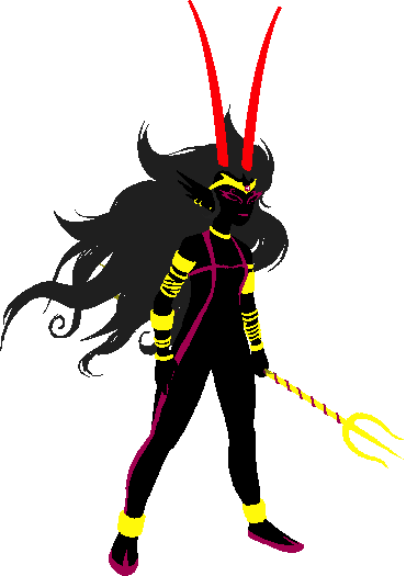 vriska transparent undyne