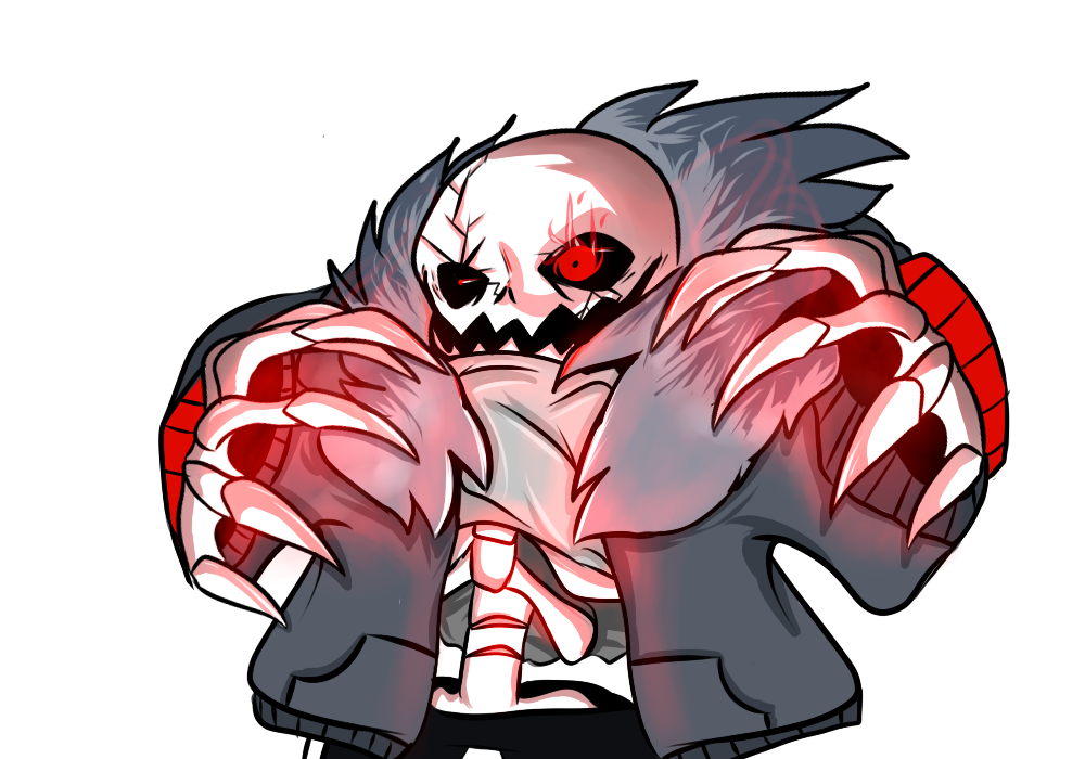 Karma drawing uncolored. Sans community project rage