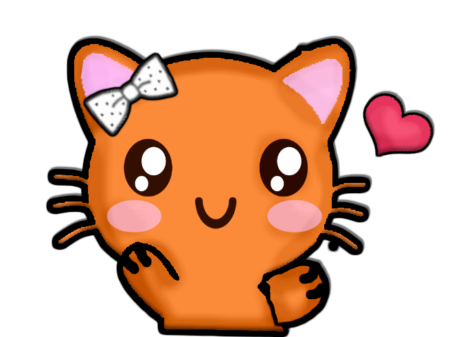 Kawaii animals png. By krystalsweet on deviantart