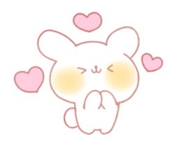 Kawaii bunny png. Images about soft
