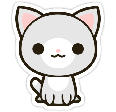Kawaii sticker png
