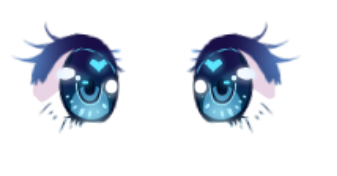 Kawaii eye png. Eyes images in collection