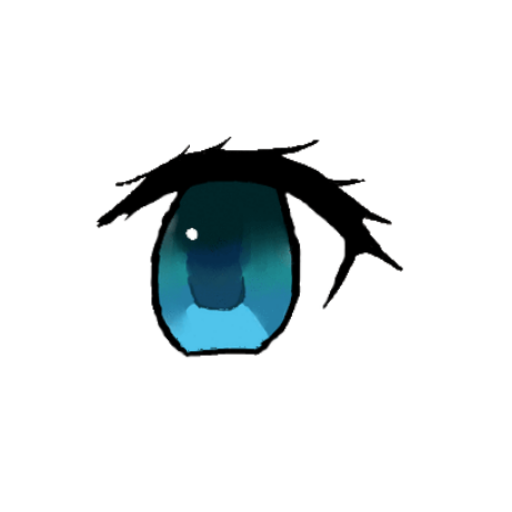 Kawaii eyes png. Attack on titan custom