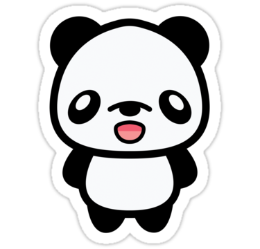 Panda stickers png. Image my sims fanon