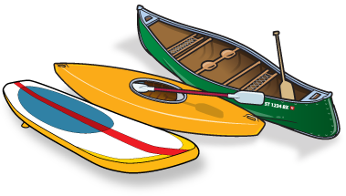 Row clipart canoe trip. United states paddle safety