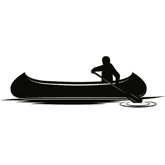 kayaking clipart recreation