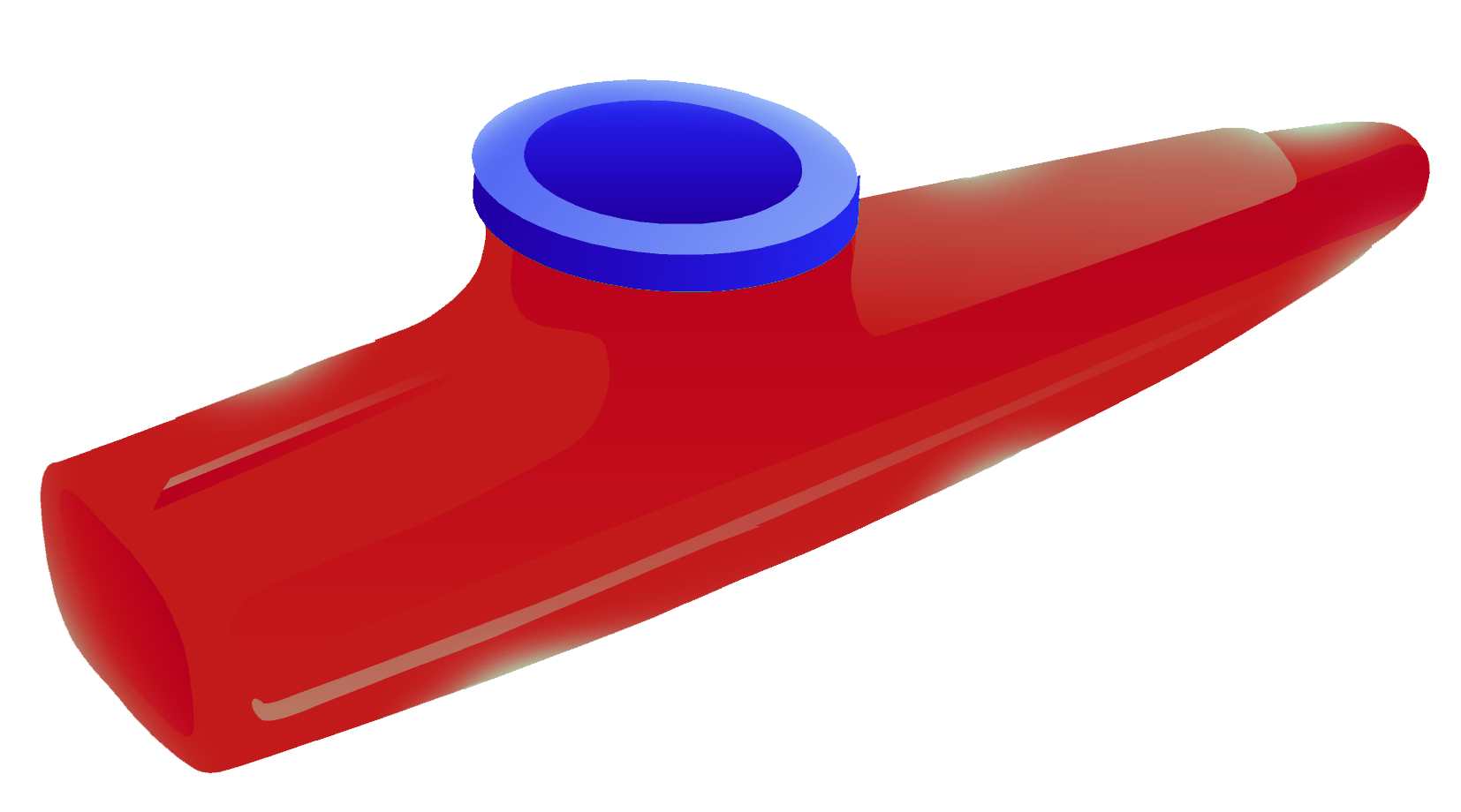 kazoo transparent