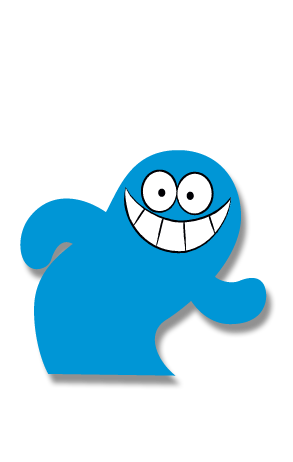Kazoo transparent blooregard q. Bloo hey look tv