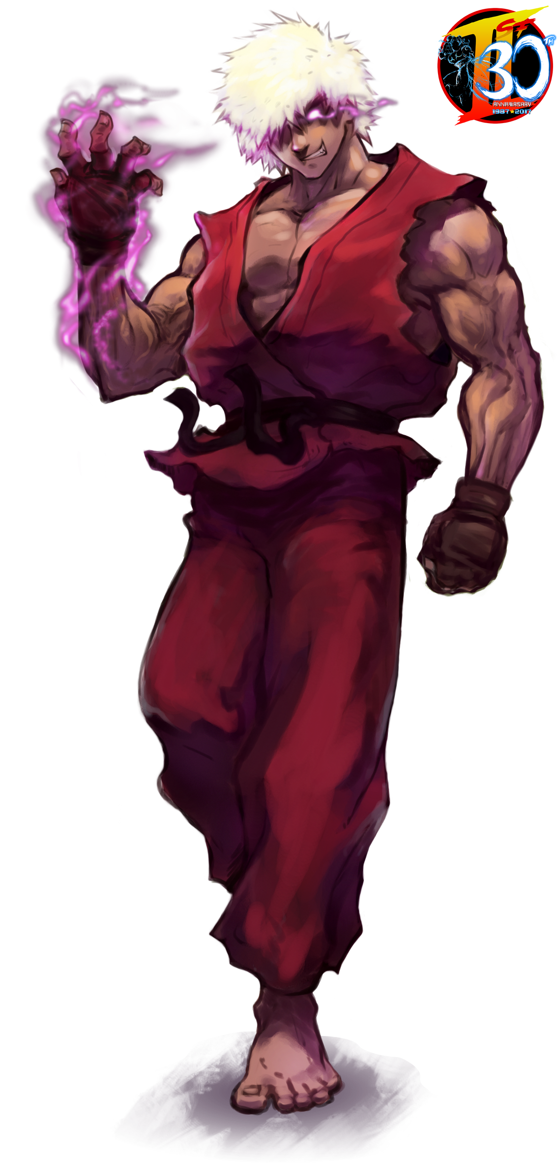 Ken street fighter png. Our th tribute violent