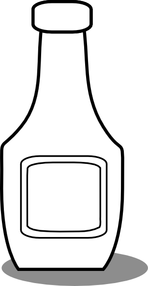 Sunscreen clipart sunscreen bottle. Pictures of ketchup clip