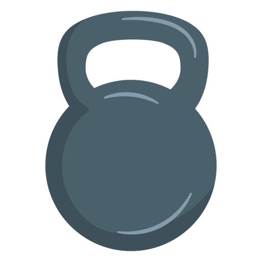 Weights svg vector. Kettlebell weight icon transparent