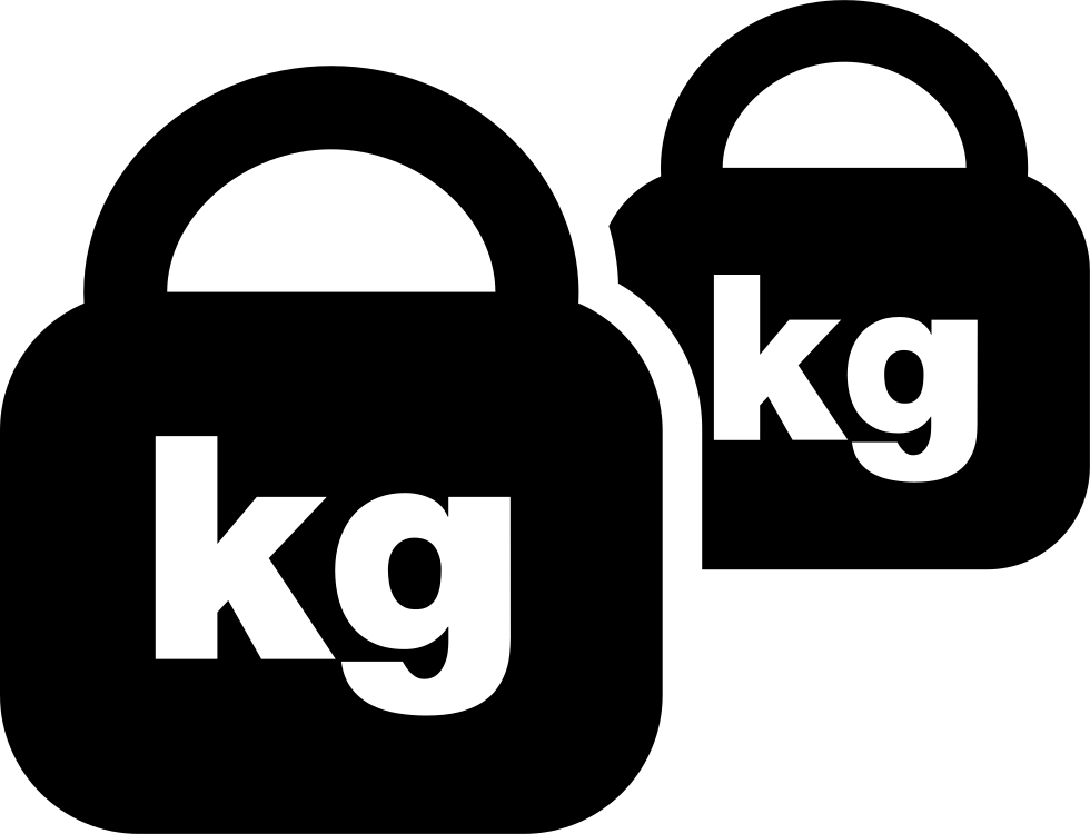 Kettlebell clipart tools. Two weightlifting of padlock
