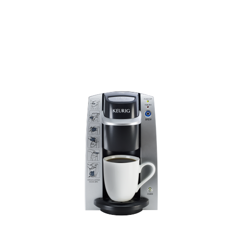 Keurig clip installation. Commercial brewers brewing systems