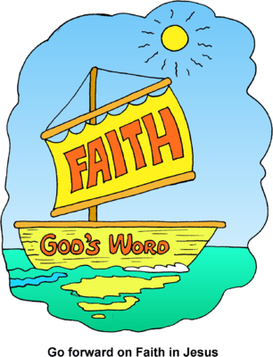 Sail clipart. Faith clip art christian