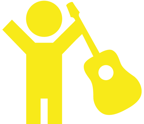 Keyboard clipart guitar piano. Music tuition in basingstoke
