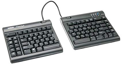 Keyboard clipart normal computer. Amazon com kinesis freestyle
