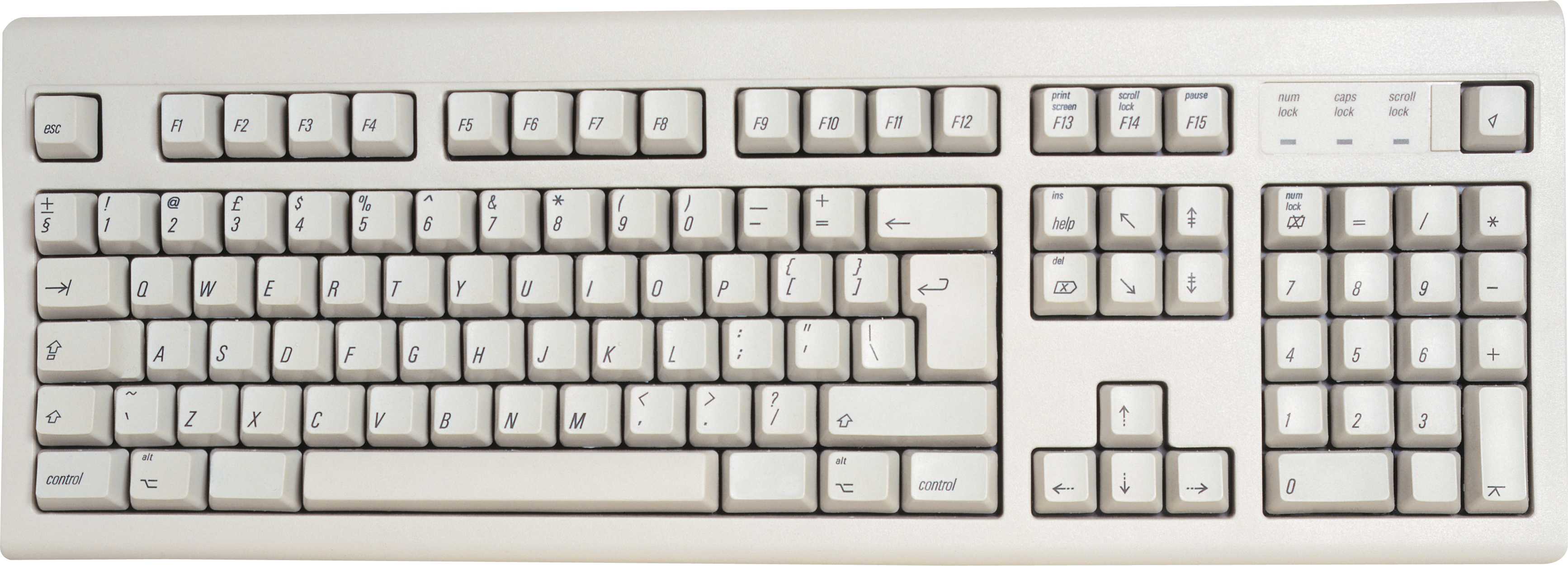 Keyboard clipart normal computer. Pc png images free