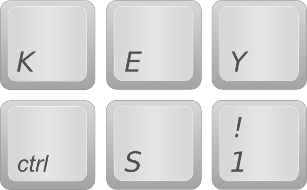transparent png computer keyboard keys