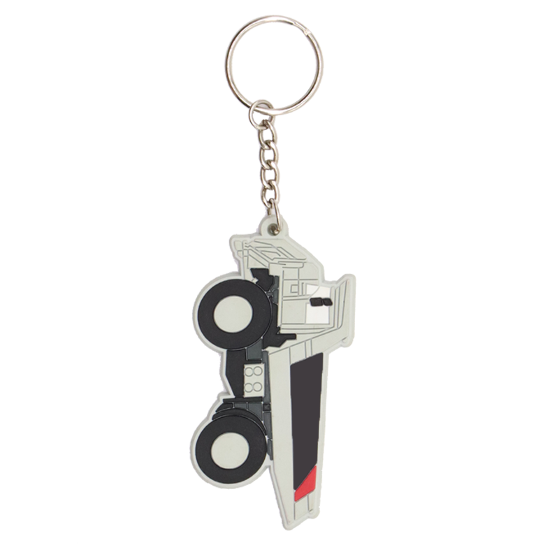 Keyring clip wire. Key ring stainless steel