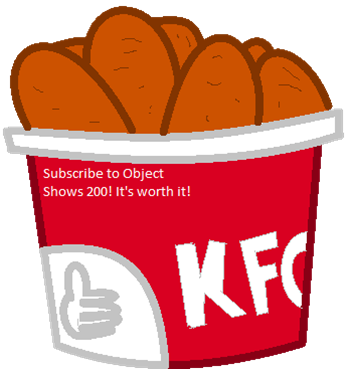 Kfc chicken bucket png. Image object shows community