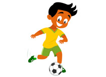 Soccer clipart. Sports free to download