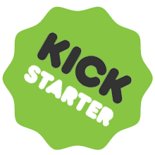 Kickstarter logo png. Institute for people and