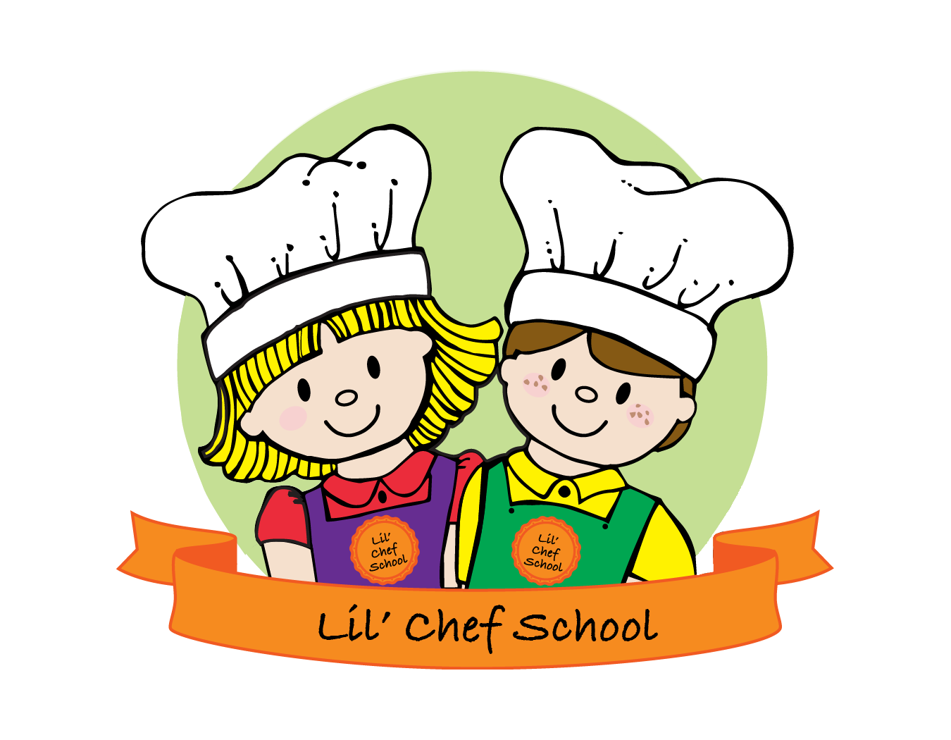 Kid chef png. Welcome to lil school