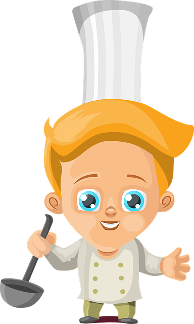 Kid chef png. Free image on pixabay