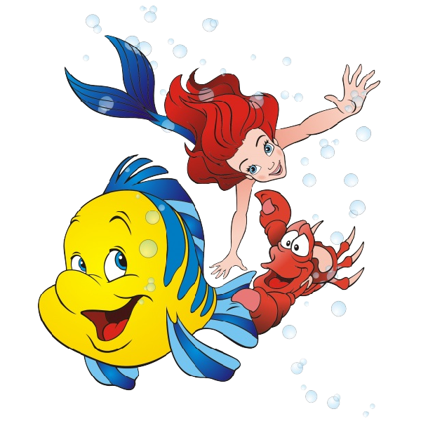 For kids panda free. Kid clipart mermaid picture transparent library