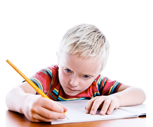 Kid writing png. Kids transparent images pluspng