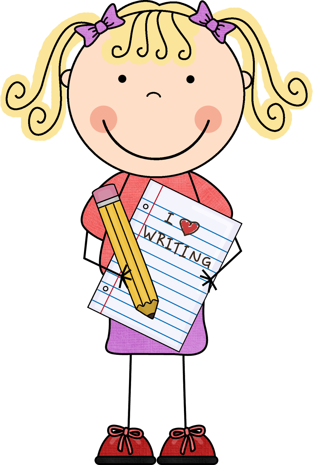 Kid writing png. Reading and transparent images