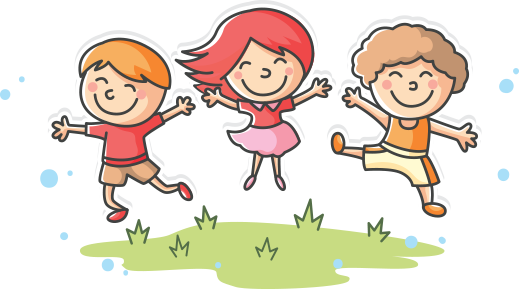 Confidence drawing toddler. Kids paradise is an
