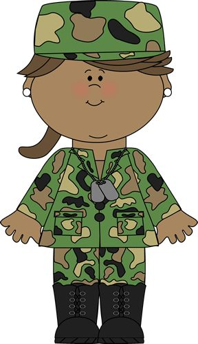 Kids Army Transparent & PNG Clipart Free Download - YWD
