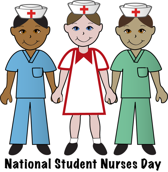 patient clipart nurse work