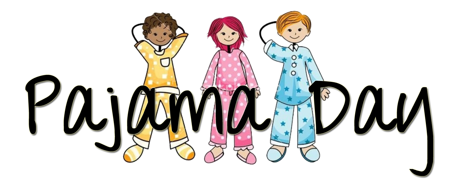 Pajamas clipart flannel. Free pajama day cliparts