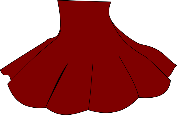 Skirt clipart jean skirt. Free skirts cliparts download