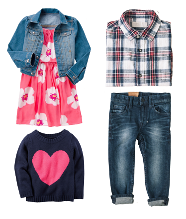 Kids clothes png. Lilladu exchange online children