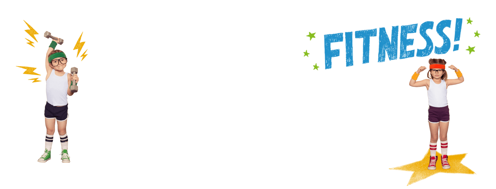 kids fitness png