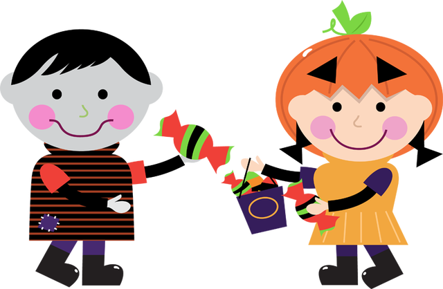Preschool clipart halloween party. Collection of kid