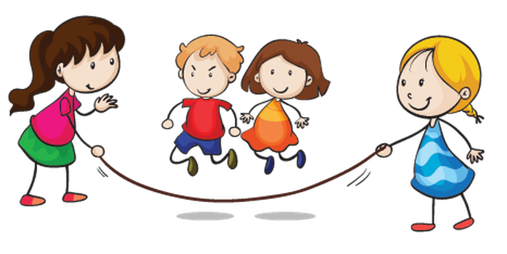Kids transparent clip art. Collection of children