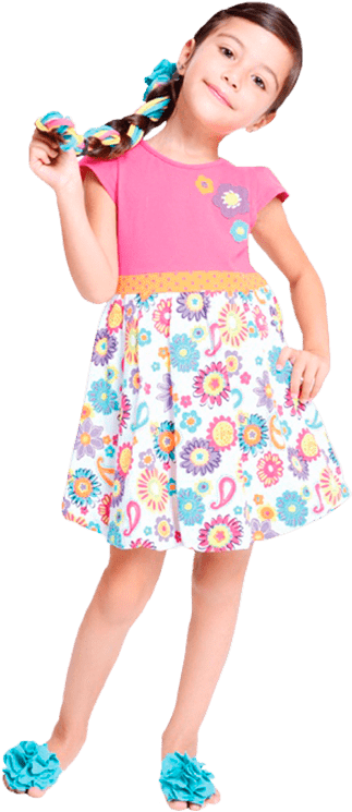 Kids wear png. Download girl image with