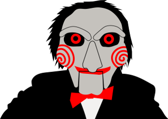 Killer clipart creepy clown. Scary halloween png images