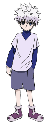 Killua transparent zoldyck. Hunterpedia fandom powered by