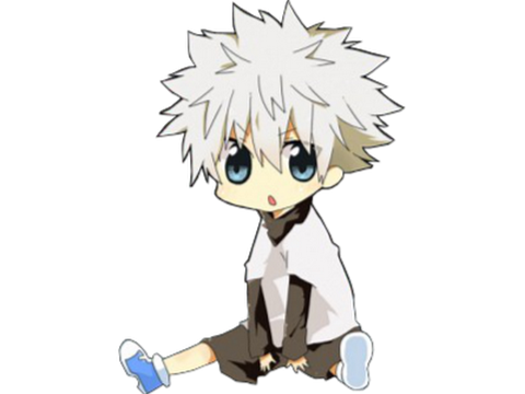 Killua transparent zoldyck. Live stream youtube
