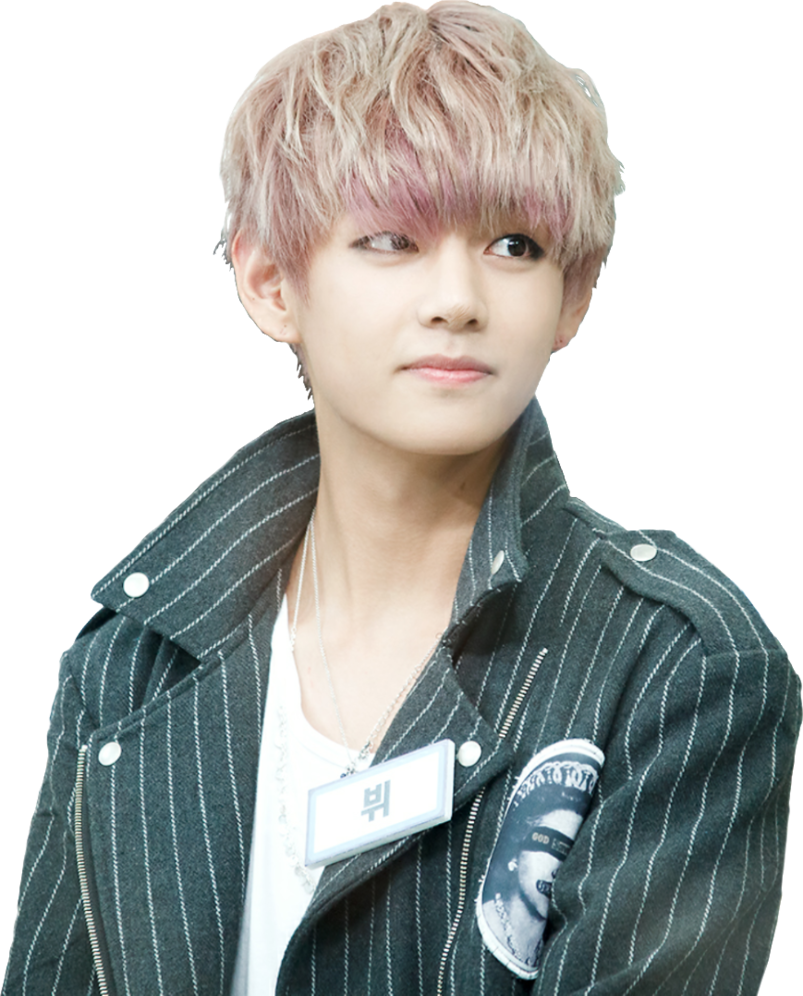 Kim taehyung png. Bts v transparent by