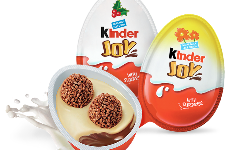 Kinder eggs png. Will soon hit store