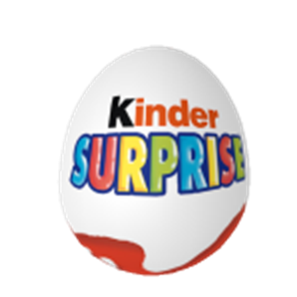 Kinder eggs png. Surprise egg roblox