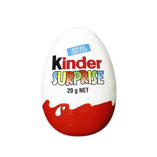 Kinder eggs png. Surprise chocolate egg with