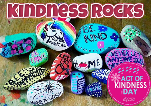 Kindness clipart rock. Free rocks project painting
